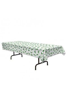 Holly Plastic Tablecover - Christmas & Winter Decorations