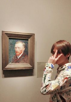 Taehyungs Tweet. Taehyung @ Chicago Museum