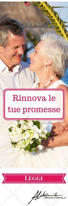Rinnova le tue promesse di matrimonio