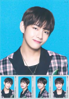 why is V actually so handsome