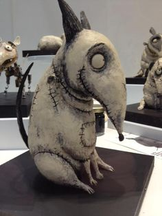"Tim Burton's character Sparky from his movie ""Frankenweenie"""