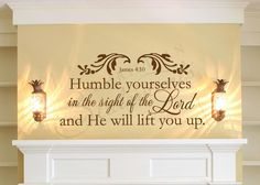 Yes he will lift you up!