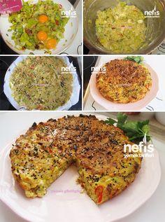 Pırasalı Kek (börek) Tarifi nasıl yapılır? 9.321 kişinin defterindeki Pırasalı Kek (börek) Tarifi'nin resimli anlatımı ve deneyenlerin fotoğrafları burada. Yazar: Serife Güzel Albanian Recipes, Turkish Recipes, Ethnic Recipes, Flan, Healthy Cooking, Healthy Snacks, My Favorite Food, Favorite Recipes, Quiche