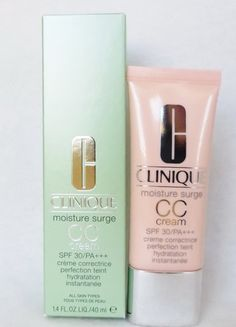 Clinique Moisture Surge CC Cream SPF30 / PA    Natural Fair, 40ml, 1.4oz * Check out this great beauty product.