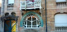 Art Nouveau in Nancy, Lorraine