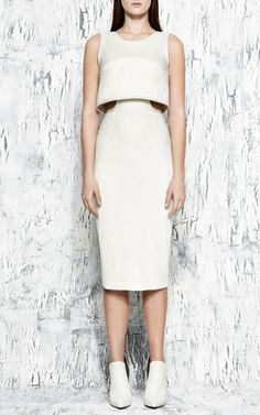 Jonathan Simkhai Pre-Fall 2014 Trunkshow Look 5 on Moda Operandi