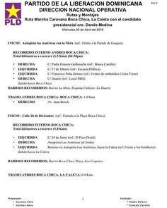 LA RUTA DEL TRIUNFO! #DaniloPresidente  #DaniloMedina #Danilo2016 #ccdanilo2016 #ElPresidenteDeLaGente #SiempreConLaGente
