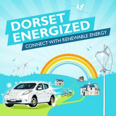 An online portal to help you connect with renewable energy in Dorset and beyond. Local stories, clear options, impartial advice and exclusive money saving offers.