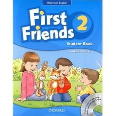 First Friends 2 Student Book American English With Images