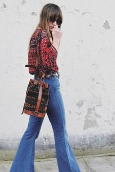 How To Style The 70s Trend (As Shown By Fashion Bloggers)