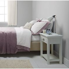 Throw - Buy John Lewis Croft Collection Wicklow Bedding, Clover Online at johnlewis.com