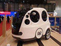 Το αυτοκίνητο που αντί για βενζίνη καίει ...αέρα. Μύθος ή πραγματικότητα