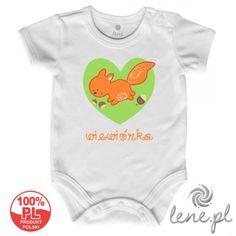 Body niemowlęce WIEWIÓRKA 01