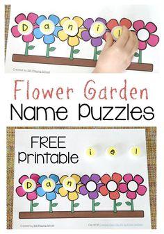 Flower Garden Name P