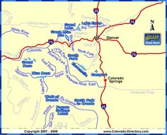 1000 images about fly fishing on pinterest fly fishing for Colorado fishing map