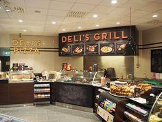 Find - Buscamos a los asociados de ventas en Deli de Luca en Brumunddal!