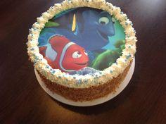 Nemo slagroomtaart