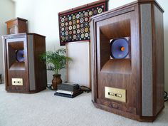 Tannoy Westminster Royal - Gold Reference