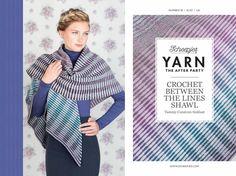 De eerste Scheepjes Make a Long, read of crochet between the lines.