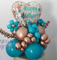 Birthday Balloon Decorations, Birthday Balloons, Spa Party, Party Gifts, Ballon Backdrop, Balloon Bouquet Delivery, Baby Cinderella, Personalized Balloons, Balloon Arrangements