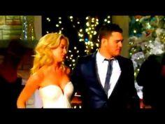 Michael Bublé y Kellie Pickler White Christmas subtitulado en español completo - YouTube