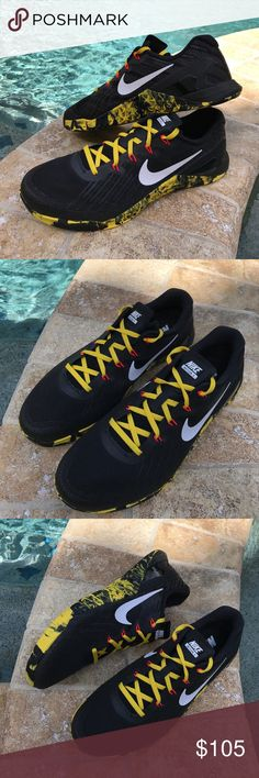 Nike Shoes Sneakers. NWT Nike ID metcon 3 custom Brand new no box,price is  firm!