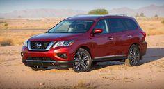 Nissan Pathfinder 2017, más potencia y tecnología - http://autoproyecto.com/2016/07/nissan-pathfinder-2017.html?utm_source=PN&utm_medium=Vanessa+Pinterest&utm_campaign=SNAP
