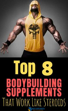 Health Discover BEST Legal Steroids For 2020 - [Top Anabolic Alternatives Best Bodybuilding Supplements That Work Like Steroids Best Bodybuilding Supplements, Natural Bodybuilding, Best Supplements, Bodybuilding Workouts, Bodybuilding Women, Bodybuilding Recipes, Bodybuilding Motivation, Nutritional Supplements, Fitness Workouts