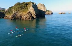 Video Stand Up Paddle Cantabria y Asturias - SUP dreamers- Northern Spain Stand Up, Paddle, Playground, The Dreamers, Surfing, Spain, Water, Outdoor, Stand Up Paddling