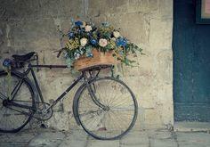 Bike in Pujols by aaross on Flickr.