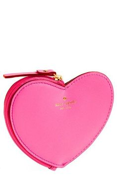 kate spade new york 'ooh la la - heart' coin purse available at #Nordstrom