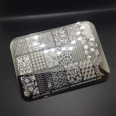 Stamping Plate (Design Plate)