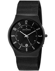 #@# Skagen 233XLTMB Buy Cheap! skagen 233xltmb grenen black titanium watch SALE! BUY=> http://buywatchescheapprices.org/skagen-233xltmb-grenen-black-titanium-watch/