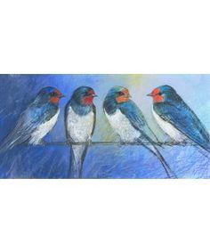 Loes Botman, Swallows