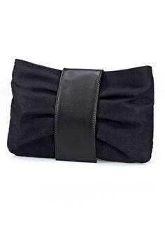 Pochette glamour black