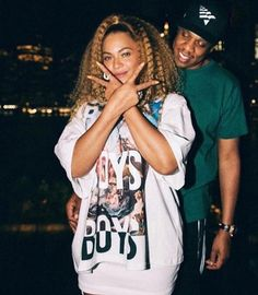 Beyonce and jay z Estilo Beyonce, Beyonce Style, Beyonce And Jay Z, Jay Z Solange, Beyonce Album, Black Couples Goals, Cute Couples, Black Love, Black Is Beautiful