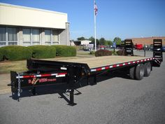 BWise EDB Heavy-Duty Deck Over Equipment Trailers Trailer Kits, Utility Trailer, Horse Stalls, Horse Barns, Horses, Horse Training Tips, Horse Tips, Western Horse Tack, Western Saddles
