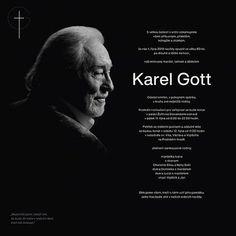 Centrum mail - 2018 nepřečtených zpráv Karel Gott, Rodin, Rest In Peace, Film, Celebrities, Movie Posters, Movies, Black, Pictures