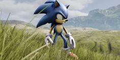 Unreal Engine 4 hace que Mario y Sonic se vean increíbles http://j.mp/1I6AQGT |  #Mario, #Sonic, #UnrealEngine4, #Videojuegos