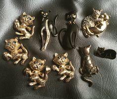 Brooches, Collection, Jewelry, Fashion, Jewlery, Moda, Brooch, Jewels, La Mode