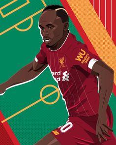 Mane Liverpool, Liverpool Fc, Sadio Mane, Bob Paisley, Ian Rush, Dennis Bergkamp, Kenny Dalglish, Fantastic Wallpapers, Football Wallpaper