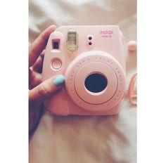 Gift from my boyfriend, fujifilm instant camera 💋 Fujifilm Instant Camera, Fujifilm Instax Mini, My Boyfriend, Lens, Gift, My Friend, Klance, Lentils, Gifts
