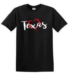 Beautiful, I love Texas tshirt Item Description: T shirt Pre-Shrunk Gildan Unisex T-Shirt 100% Cotton 5.3oz  Product sizing guide: CHEST-With