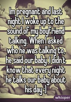 Whisper App.  Confessions on great fathers-to-be.