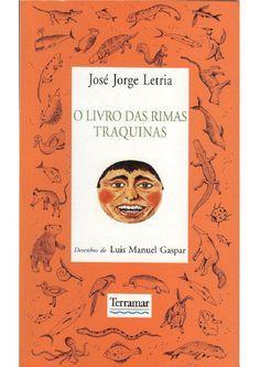 O livro das rimas traquinas, José Jorge Letria