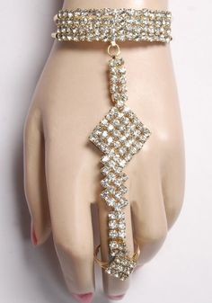Indian+Bracelet+with+Ring | Indian Bracelet with Ring : Online Shopping, - Shop for great products ...