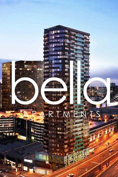 Bella Apartments in Southbank, Melbourne