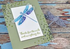Miss Pinks Craft Spot: Dragonfly Dreams | #WWYS108