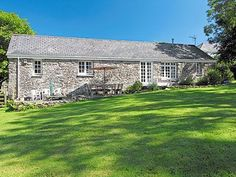 #CornishCottage #CornwallHoliday  Tucked away in a quiet rural location, adjacent to the 13th-century Trethin Manor, this holiday property is one of a small cluster of cottages set in beautiful landscaped grounds. The south-facing patio and lawn fall away to over an acre of wild flower meadow, ponds and streams.  http://www.chooseacottage.co.uk/cwa/drovers-glu