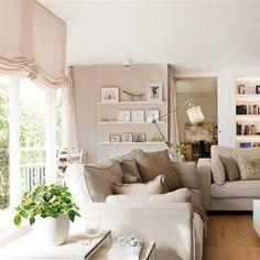 Deja que la primavera entre en tu casa: en el salón, en el office o en el dormitorio. Cualquier rincón es bueno para llenarlo de plantas, porque además de decorar, son muy útiles y regalan bienestar.